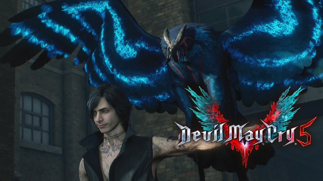 Devil May Cry 5 [XBOX ONE] video