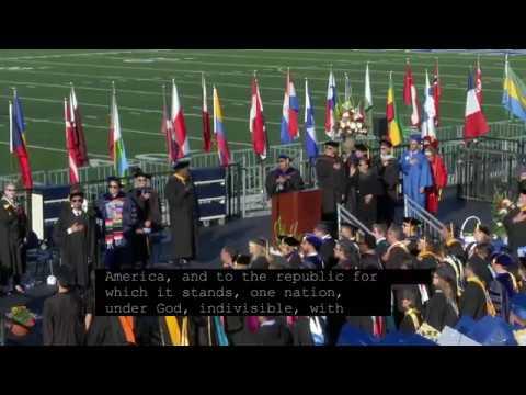 2017 Graduation - Dr. Kathryn Jeffery Speech