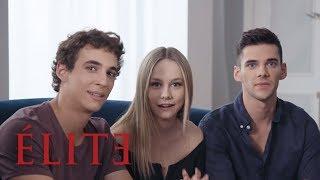Élite | Aftershow: Episodio 2 - Carla, Christian y Polo | Élite Netflix