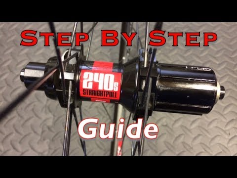 DT Swiss 240 Ratchet Freehub Quick Service Guide