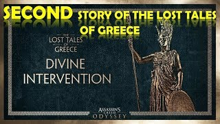 Assassins Creed Odyssey Second Story of The Lost Tales Of Greece - Divine Intervention