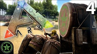 Jurassic Drum Solo - Ark: Survival Evolved (#4) | Let