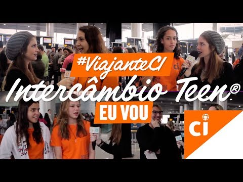 Dia de Embarque | Intercâmbio Teen®