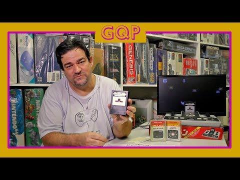GQP - Epoch Cassette Vision - Unboxing e testes de um videogame que eu ainda não conhecia