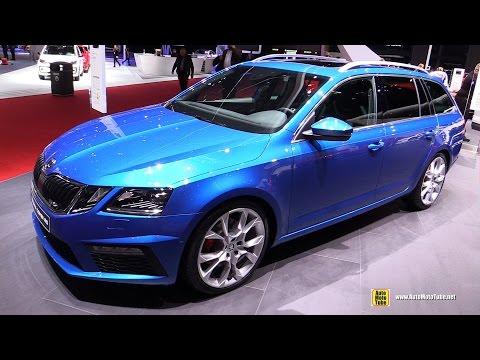 Octavia Rs 245 Debuts In Geneva Skodas Gti Gets 7 Speed Dsg More