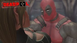 Deadpool #1 fan girl is Cable [1080p] - Deadpool: The Game ...