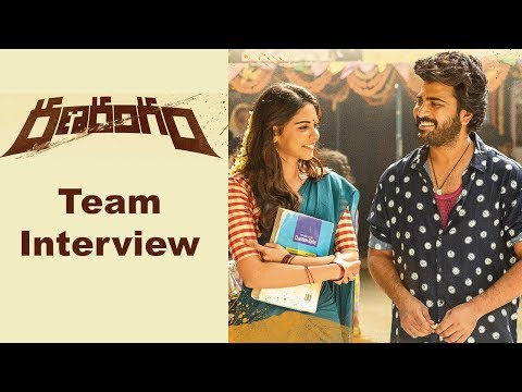 Ranaranagam Movie Team Interview