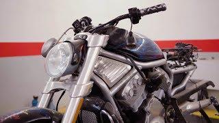 Kolejnym projektem Grześka był niecodzienny model motocykla! #Garaż_Dudy