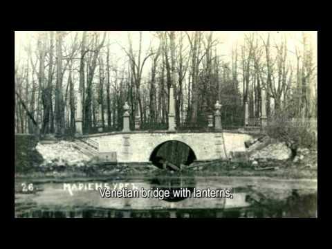 DVD filma par Alūksnes Jaunās pils kompleksu un Muižas parku (Īsfilma)