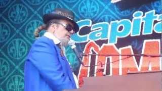 dr john, right place wrong time, it a sad state, ice age, big shoot, 04-01-2012 in new orleans