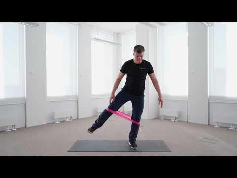 Артроз коленных суставов — Упражнения