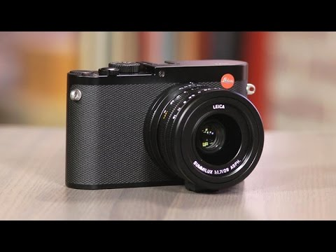 Leica Q is quintessentially Leica