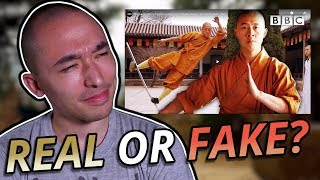 Real Shaolin Disciple Reacts to BBC Shaolin Master Documentary