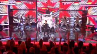 80s Supergroup Dance to Grease Lightning  - Let's Dance for Comic Relief 2011 Final - BBC One
