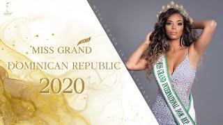 Lady Leon Miss Grand Dominican Republic 2020 Introduction Video