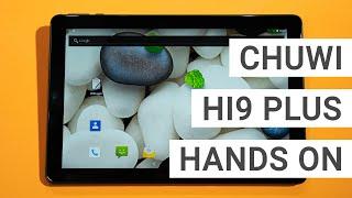 Chuwi Hi9 Plus Kurztest & Erster Eindruck | Deutsch