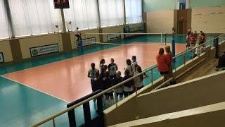 Волейбол. Девушки. Калужская  область   -  Ивановская  область. Часть 3