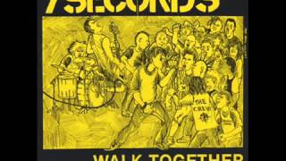 7 Seconds - Walk Together,Rock Together - 1985