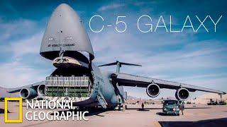 Lockheed C-5 Galaxy - Внутри невероятной механики | (National Geographic) |