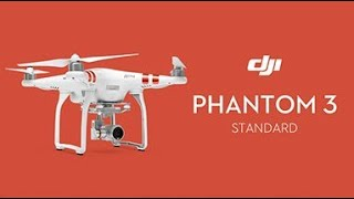 Out With My (Second-Hand) New DJI Phantom 3 Standard (P3S)