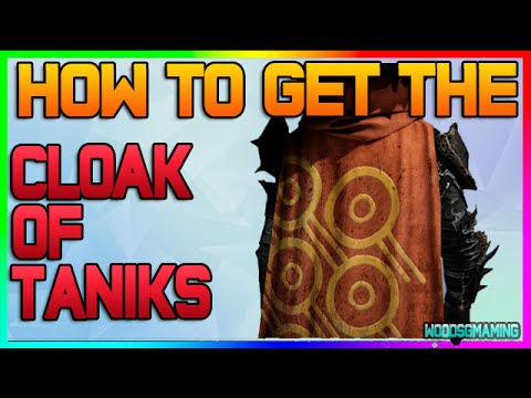 Destiny: How To Get The Cloak Of Taniks