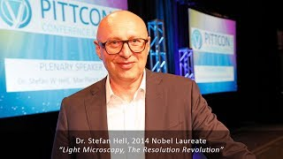 Stefan Hell:  Light Microscopy, The Resolution Revolution
