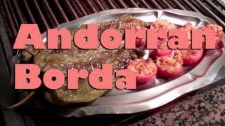 preview picture of video 'La Borda de L'avi Restaurant - La Massana, Andorra'