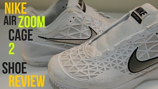 Nike Zoom Cage 2 Men's Tennis Shoes video