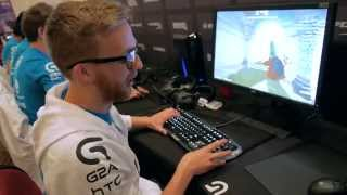 CS: GO Pro Player Setups 2015: Cloud 9 n0thing and Shahzam, CLG tarik and hazed and Luminosity anger