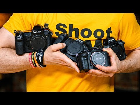 Sony a7 III vs Nikon Z6 vs Panasonic S1 vs Canon EOS R | Which Mirrorless Camera SHOULD You Buy?