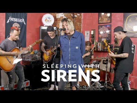Sleeping With Sirens - Live @ Loudwire Studios