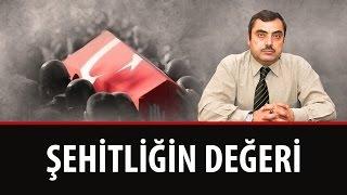Mustafa KARAMAN - Şehitliğin Değeri!