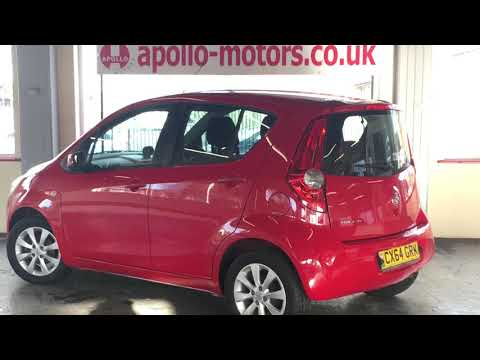VAUXHALL AGILA 1.2 SE 5DR Manual