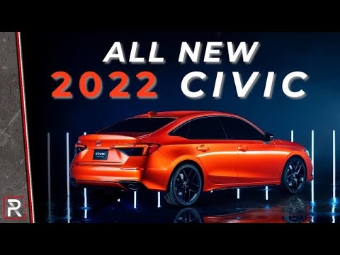 2022 Honda Civic Prototype – Redline: First Look
