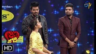 Sudheer | Rashmi | Pradeep | Funny Joke | Dhee Jodi | 2nd January 2019  | ETV Telugu HD
