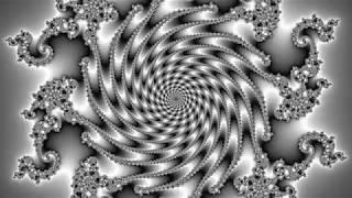 Greyscale - Mandelbrot Fractal Zoom