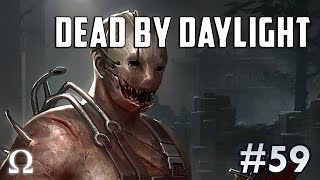 SNEAKY TRAPPER TRAPS, SHOW MERCY! | Dead by Daylight #59 Solo Survivor Gameplay