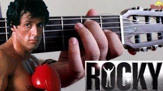 Violão DeBoa – Gonna Fly Now – ROCKY BALBOA