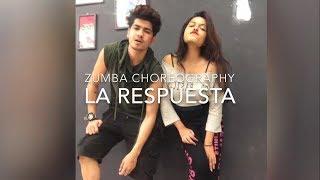 Becky G, Maluma   La Respuesta (Official Zumba Video) By ParthWish