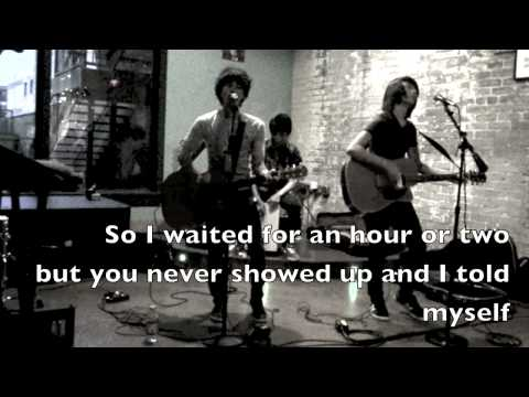 """Waiting"" Acoustic Lyric Video - Kisses For Charity"