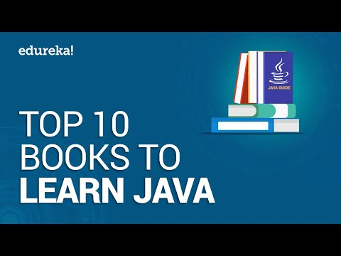 Top 10 Books to Learn Java in 2021 | Best Java Books For Beginner ...