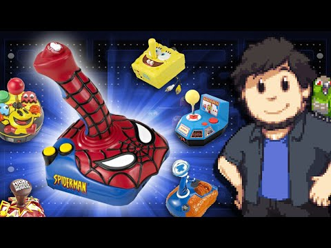 Plug and Play Consoles - JonTron