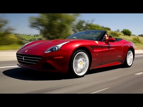 2016 Ferrari California T - Review and Road Test