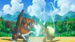 Grotle  - (Pokémon) - Rhyperior vs Grotle