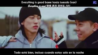 GRAY & LOCO - GOOD (Feat. ELO) MV [Sub Español+Rom+Han]