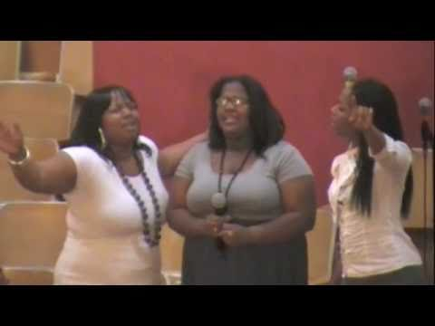 The Boyd Sisters GREAT IS THE LORD AN ORIGINAL ARRANGMENT 2010