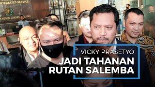 Vicky Prasetyo Resmi Jadi Tahanan Kasus Pencemaran Nama Baik, Sebut Tak Dapat Keadilan