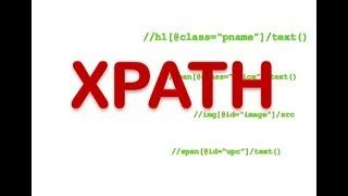 Xpath Tutorial   XML Path Language   By Rohit Sir