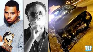 Dancehall Queens In Serious Car Crash | Chris Brown Introduces Masicka To 33 Milion Followers