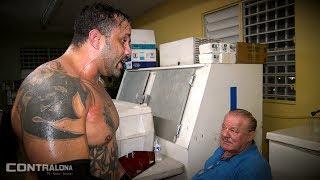 Chicano le pide a Victor Jovica una oportunidad al Campeonato Universal que ostenta Ray González